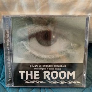 THE ROOM Soundtrack by Malden Milicevic. Sealed.